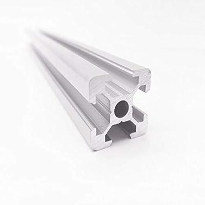 4 piezas 2020 400 mm CNC 3D de piezas de impresora estándar ...