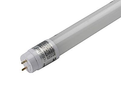 """NaturaLED 15W 36"""" T8 5000K LED Bulb, Ballast Bypass"""