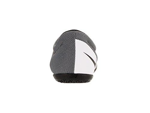 Nike Mercurialx Pro Ic, Botas de Fútbol para Hombre Blanco (Blanco (White/Black-Black))