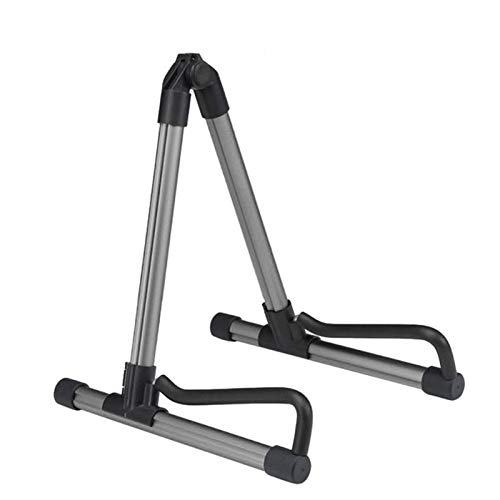 Guitar Stand Professional Electric Guitar Stand Universal Folding Electric Acoustic Bass Stand A-Frame Musical Rack Holder Guitar Accessories Style1