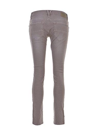 ATT Damen Jeans Skinny Liv Perfect Fit, nougat