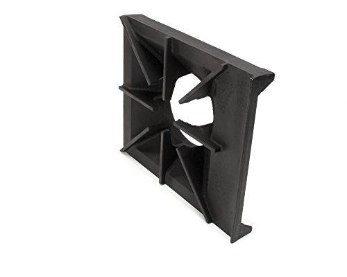 Vulcan-Hart 00-925001 Rear Grate for Compatible Vulcan-Hart and Wolf Gas Ranges and Hotplates ()