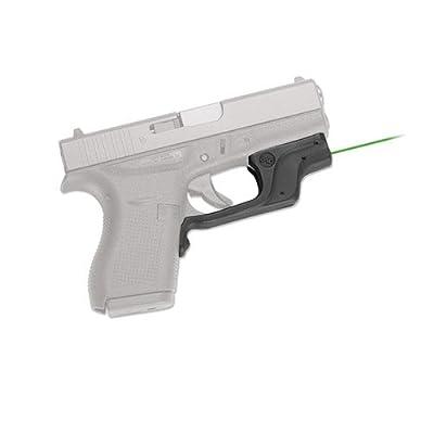 Crimson Trace Green Laserguard for Glock 42 & 43 - LG-443G from Crimson Trace Corporation
