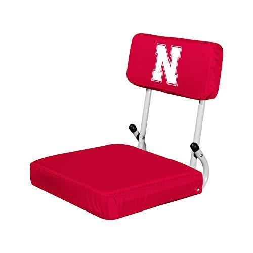 Nebraska Cornhuskers Hardback Stadium Seat