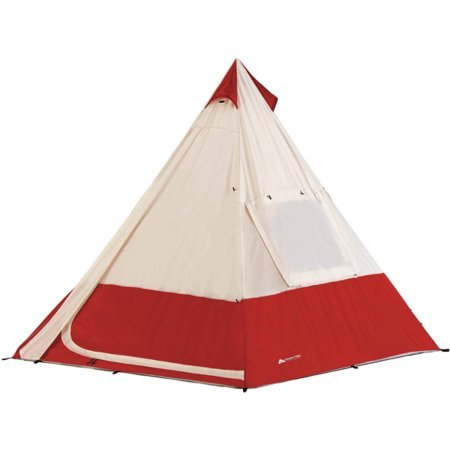 Ozark Trail Teepee Tent Sleeps