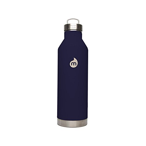 mizu-v8-water-bottle-soft-touch-navy-blue-one-size