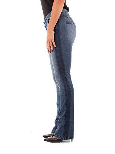Medium Donna W84a75 Pantaloni Blue Guess Denim 0x1Iww