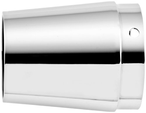 Rush Exhaust 3.5in. Performance Muffler Tip - Tapered (Rush Performance Tips)