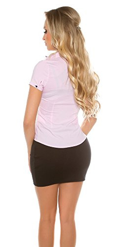 In-Stylefashion - Camisas - para mujer Rosa