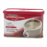 Maxwell House International Cafe Cafe Vienna Cafe Beverage Mix