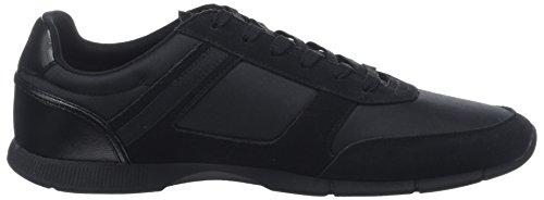 Sport Lacoste 1 black Cam Zapatillas red 318 1b5 Menerva Negro Para Hombre rrtUwq5