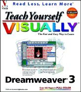 Teach Yourself Dreamweaver 3 Visually (00) by Wooldridge, Mike [Paperback (2000)] ebook