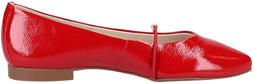 042 Femme Ballerines Rot Pour Rouge Paul 2374 Green W7nwHE
