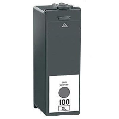 HouseOfToners Lexmark 100XL Black Ink Cartridges for Interpret S405 (Alternative Replacement)
