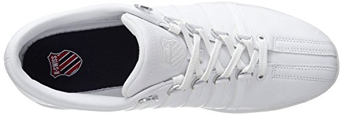 Mens Edition K Swiss Luxury Shoes Classic Fashion Sneakers White 5qBw7BxC