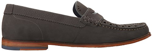 Ted Grey Nubk Dark Loafer AM Mens 4 Baker Miicke a8q1Pwr6a