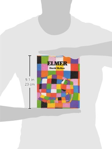 Elmer by Brand: HarperCollins