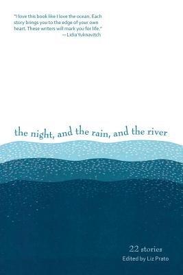 night rain river - 9