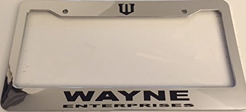 license plate frame batman - 5