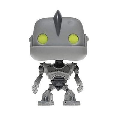 Funko POP! Movies: Ready Player One - Iron Giant: Funko Pop! Movies:: Toys & Games