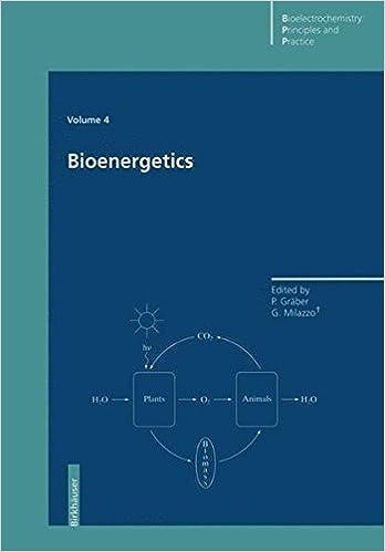 Bioenergetics (Bioelectrochemistry: Principles and Practice)