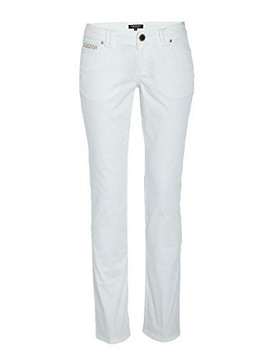 n Weiß 142 Bianco Straight weiß Da Pantaloni Donna pacino Morgan w1qEPdzP