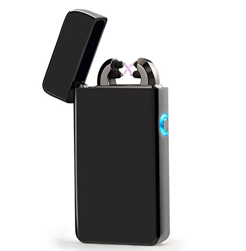 Veryke Newest Windproof Lighter Rechargeable Button Including product image