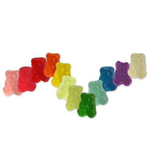 - Mini Gummi Bears - 12 Flavor Assortment (2.5 lb bag) [Misc.]