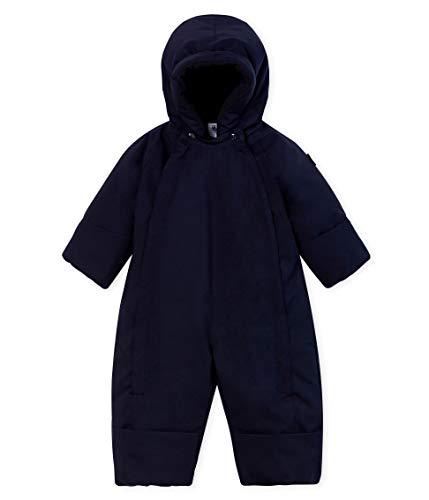 Petit Bateau Sneeuwpak voor baby's en jongens.