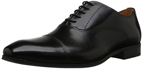 Florsheim Mens Casablanca Cap Top Scarpa Stringata Oxford Nero