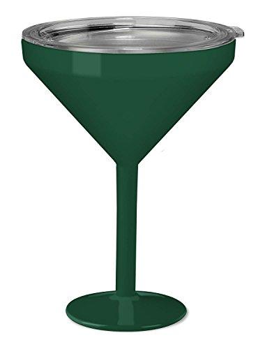 True North Insulated Martini Glass (Sport Green)]()