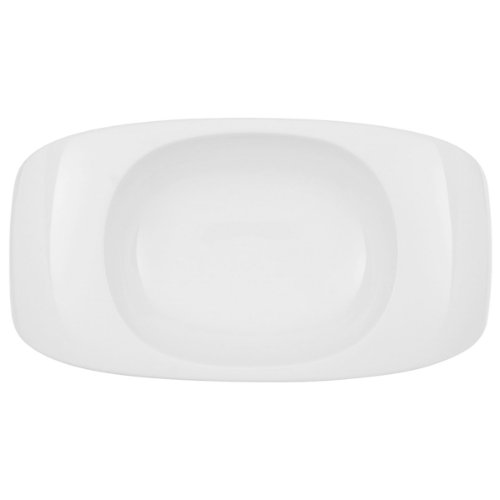 Urban Nature Pasta Bridge by Villeroy & Boch - Premium Porcelain - Made in Germany - Dishwasher and Microwave Safe - 13.75 x 7 Inches