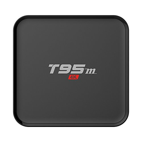 Amazon.com: Sawpy T95M Android7.1 smart tv box 1GB +8GB 4K Smart TV Box 64bit quad-core cortex-A53 with 2.4GHz wifi: Electronics