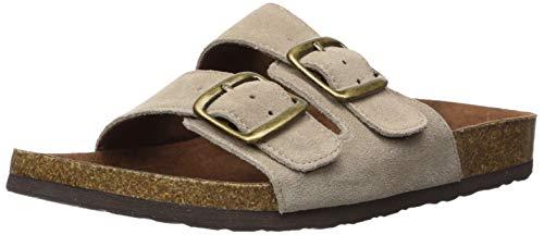 WHITE MOUNTAIN Women's Women's Women's Helga Slide Sandal B06XNKJC3Z Shoes 1c9003
