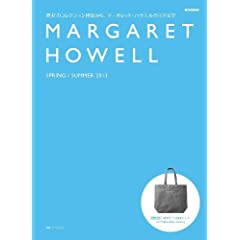 MARGARET HOWELL 最新号 サムネイル