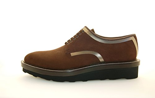 Courtley & Sons Ps.10.20, Mens Derby Shoes Marrone