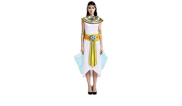 XYFW Conjunto De Disfraz De Diosa Afrodita De Cleopatra para Mujer ...