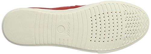 Geox Walee Rosso Redc7000 C U Mocassini Uomo xv1q0R
