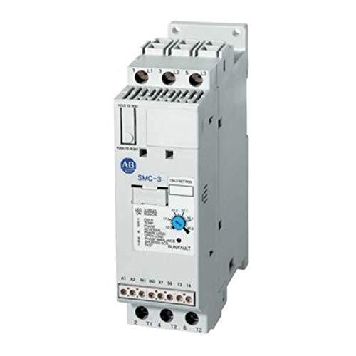 (Allen-Bradley 150-C37NBD SER.B, 150 SMC-3 Open Smart Motor Controller, SMC-3, 3-Wire, Open Type, 37A, 480V, 3-Phase, 50/60Hz Max, Control Voltage 100 240V AC)