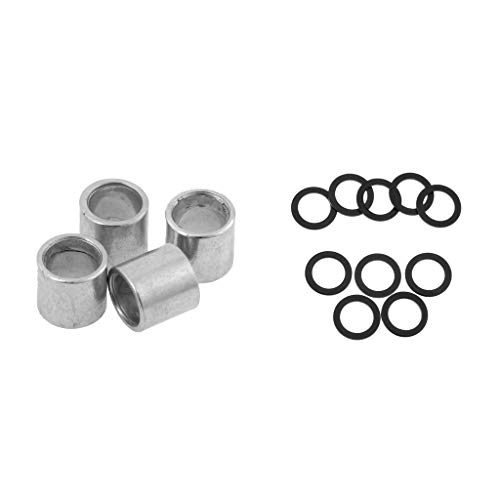 SM SunniMix Skateboard Accessories Speed Washer /& Bearing Spacers Set Longboard Parts