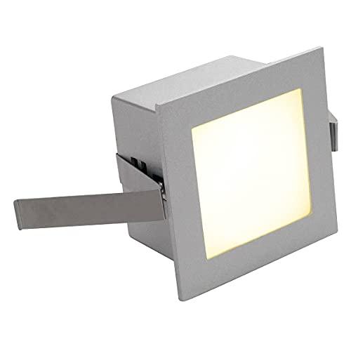 Slv frame basic led - Empotrable calida 3000k gris pt.