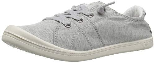 - Jellypop Women's Dallas Sneaker, Grey, 6.5 Medium US