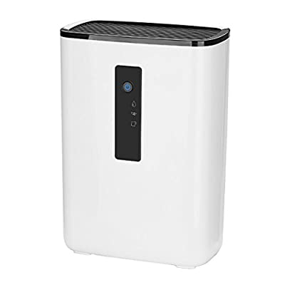 LUOYIMAN Electric Dehumidifier Quiet Operation with UV Sterilization Air Purifier for Large Space