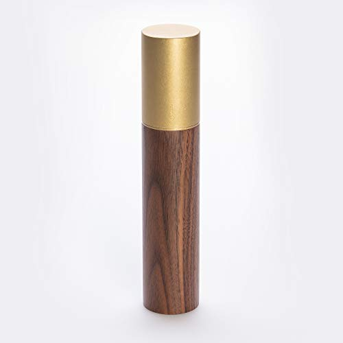YStudio Brass & Walnut Pen Case