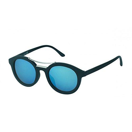 Chic-Net Gafas de sol gafas redondas metálicas bordes ...