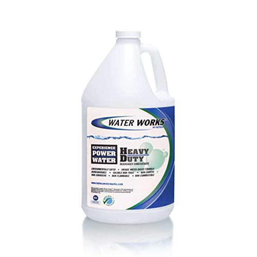 Water Works Heavy Duty Degreaser Concentrate, 1 Gallon by Water Works