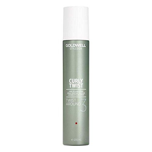 Goldwell Sign Twist Around, Spray, 1er Pack, (1x 200 ml) 96325685