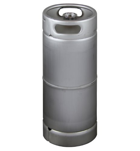 Kegco 5 Gallon Commercial Keg - Drop-In D System Sankey Valve