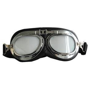 Trendy Style Vintage Style Motorcycle Goggles Wear-resistant Outdoor Sports Helmet Glasses Eye - Trendy Goggles