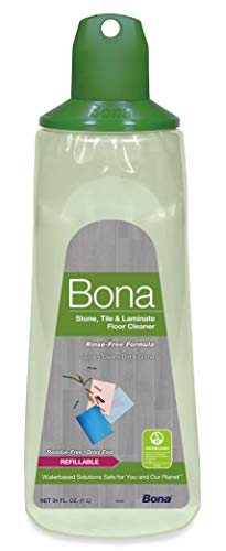Bona Stone, Tile & Laminate Floor Cleaner Refillable Cartridge, 34 oz